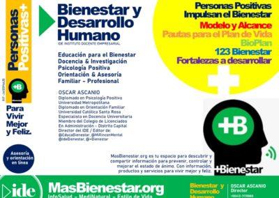 Oscar Ascanio Director, Bienestar y Desarrolo Humano