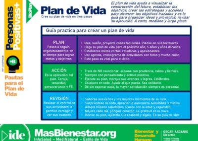 Oscar Ascanio Director, Plan de Vida
